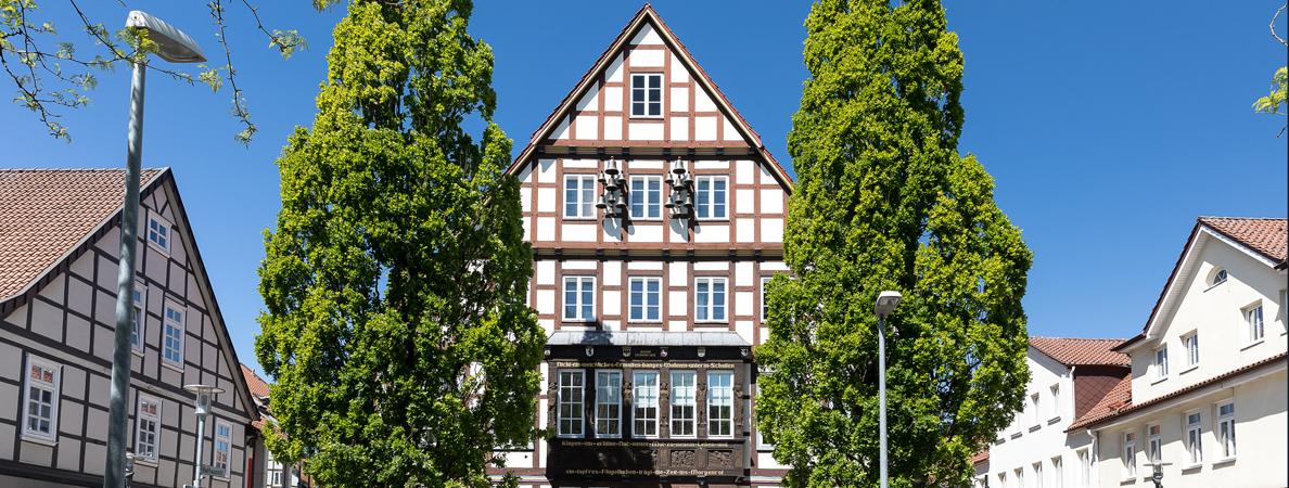 Banner Rathaus 1