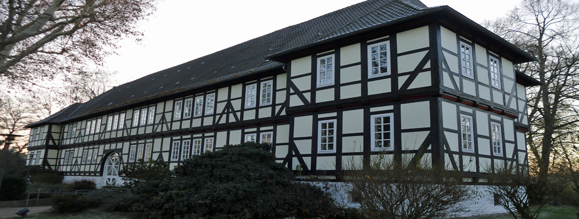Banner Schloss Winter