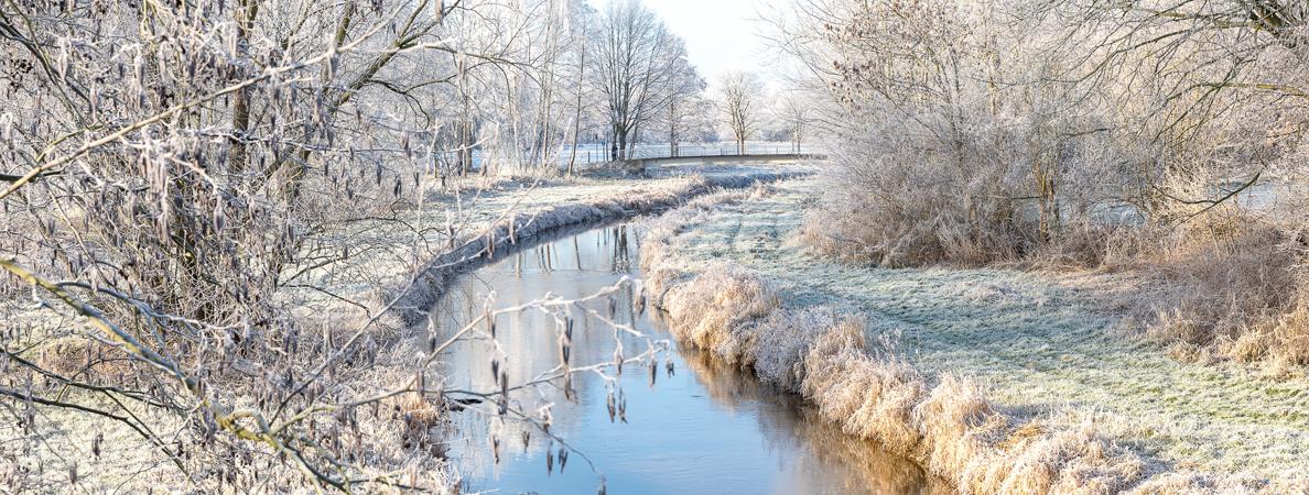 Burgdorf im Winter 2