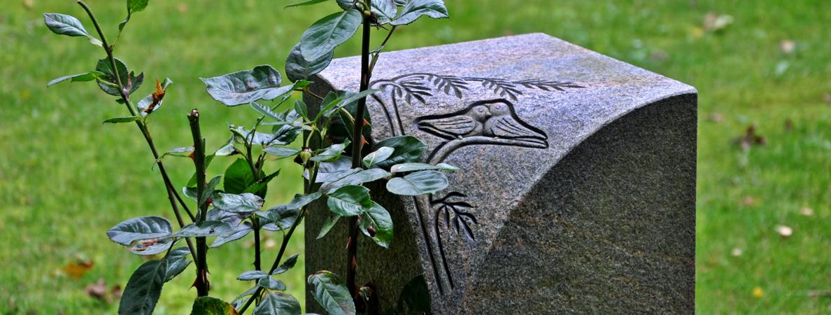 Banner 5 Friedhofsportal