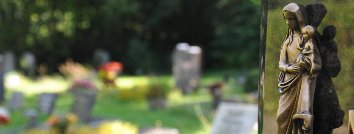 Banner 9 Friedhofsportal