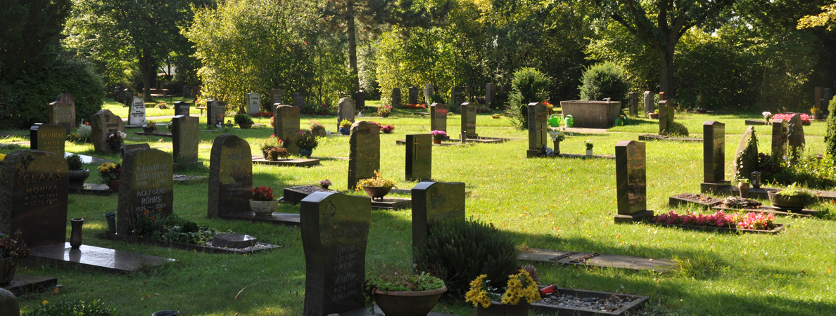 Banner 11 Friedhofsportal