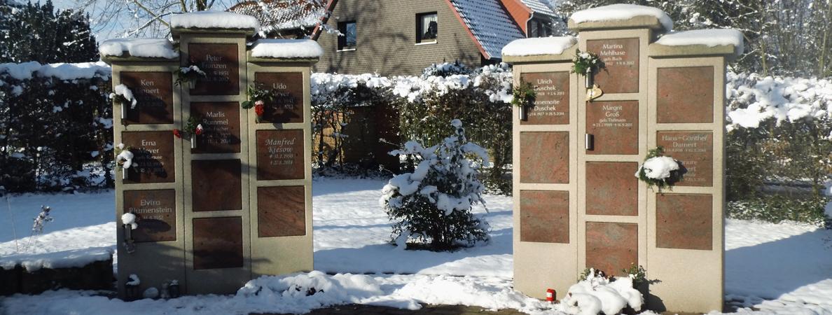 Banner 18 Friedhofsportal
